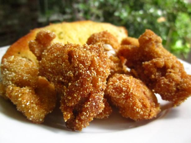 Southern Fried Catfish Nuggets