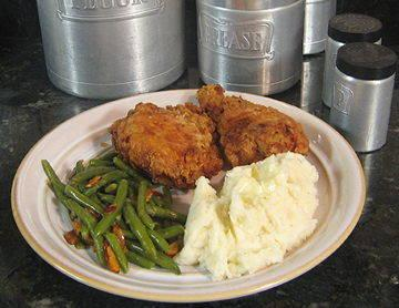 Grandma Pauline Kings Southern Fried Chicken