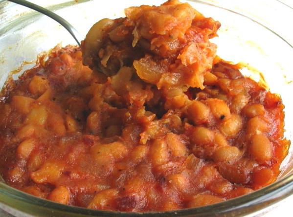 Grandma Pindur's Baked Beans