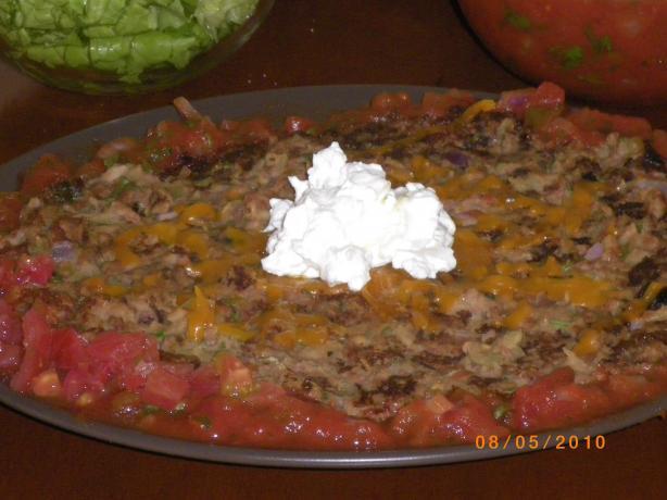 Frijoles Refritos II (Refried Beans)