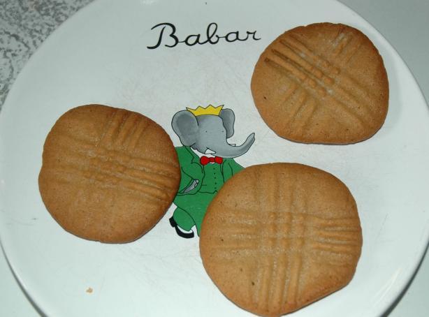 B B's Peanut Butter Cookies