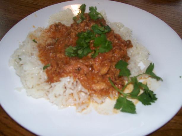 Thai Chicken (Crock Pot)
