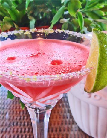 Frozen Watermelon Margaritas