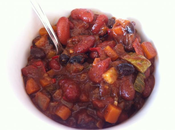 The Best Vegetarian Chili You Will Ever Taste