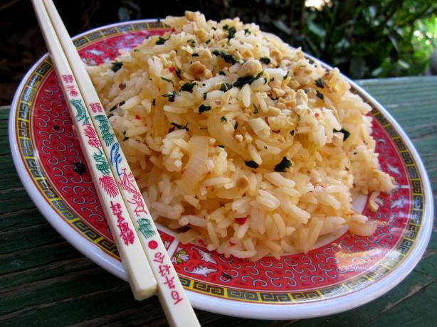 Sweet Chili & Onion Jasmine Rice
