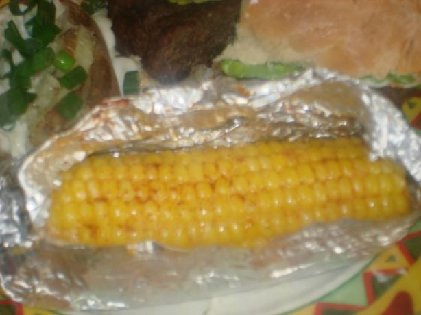 Grilled Firecracker Corn on the Cob