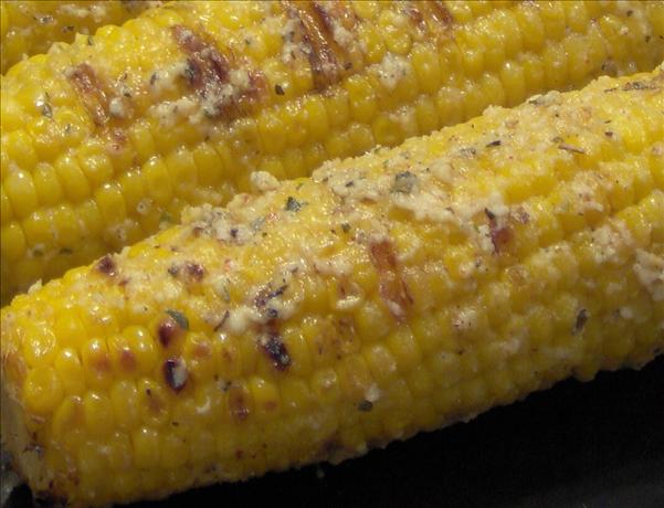 Really Different Grilled Corn on the Cob- Tex Mex Style