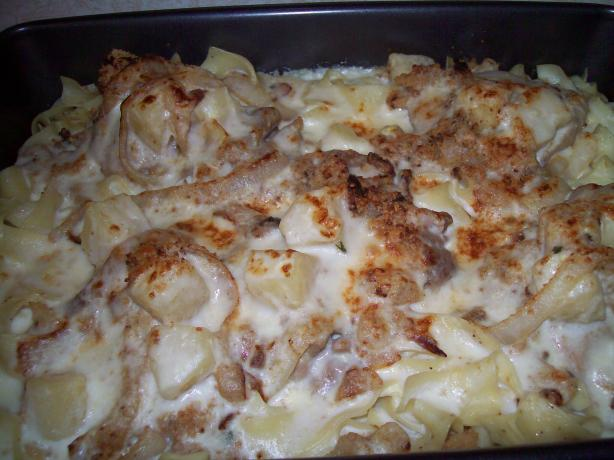Breast of Chicken Tropicale