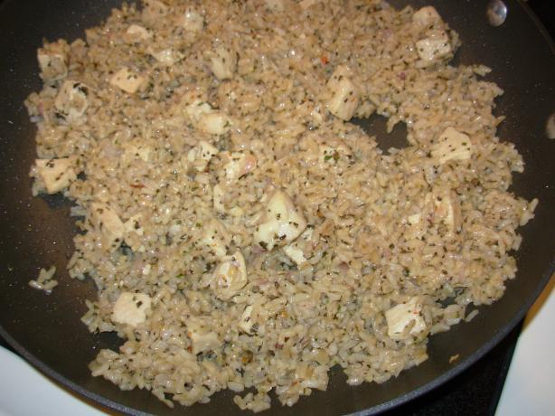 Thai-style Basil Rice