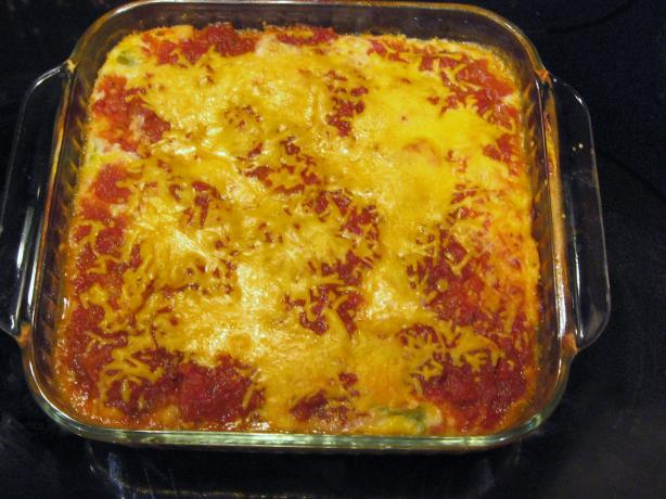 Easy Chiles Rellenos Casserole
