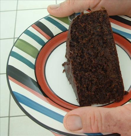 Elizabeth's Chocolate Zucchini Cake