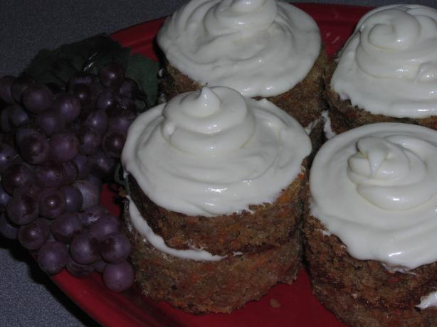 Carrot Cake - Alton Brown
