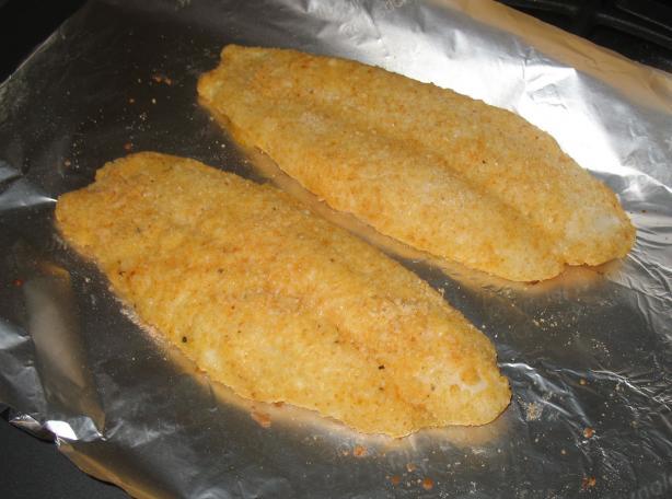 Baked Parmesan Fish