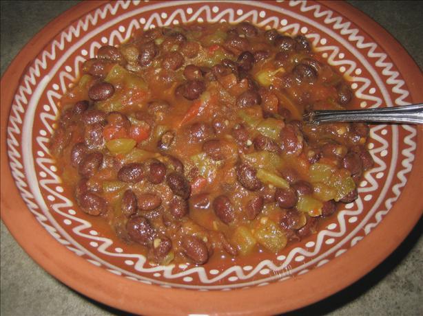 1-2-3 Black Bean Salsa Dip
