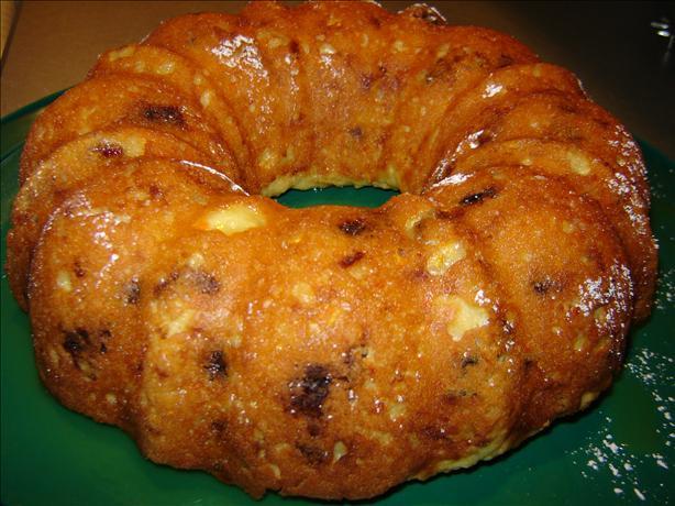 Blender Orange Cake