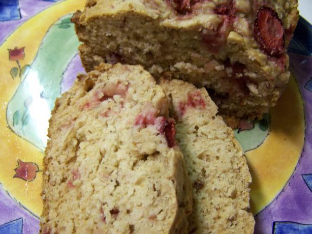 Strawberry Honey Bread