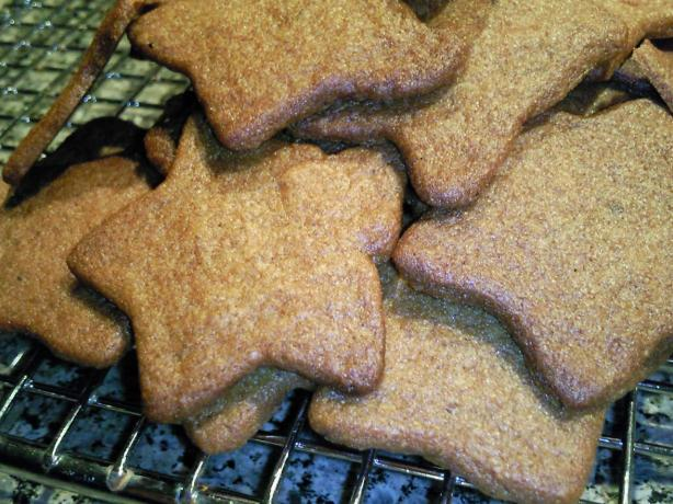 Brune Kager (Ginger Cookies)