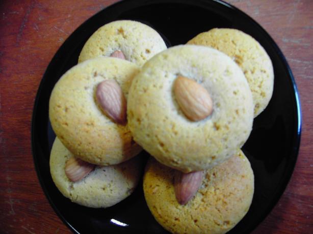 Honey Biscuits (Cookies)