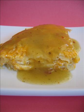 South of the Border Egg Casserole