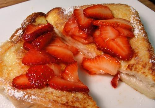 Galley Wench's Stuffed French Toast