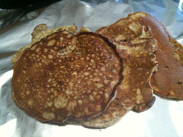 High Fiber South Beach Pancakes