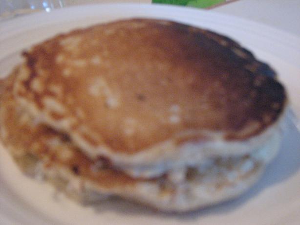 Double Coconut Pancakes