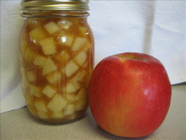 Vera's Apple Pie in a Jar