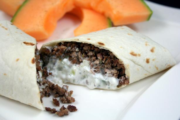 Gyro Burritos