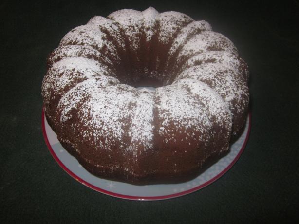 Pumpkin (Walnut) Cake