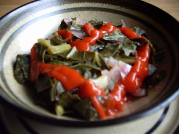 Awesome Collard Greens
