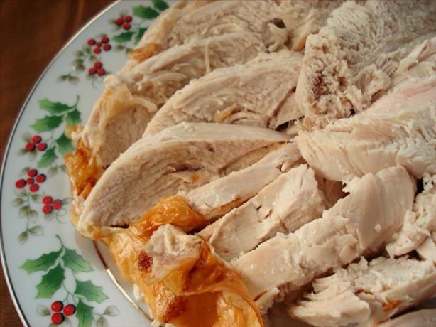 Moist and Tender Turkey Breast