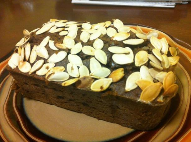 Starbucks Pumpkin Bread