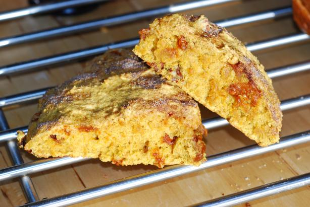 Laura's Pumpkin Scones