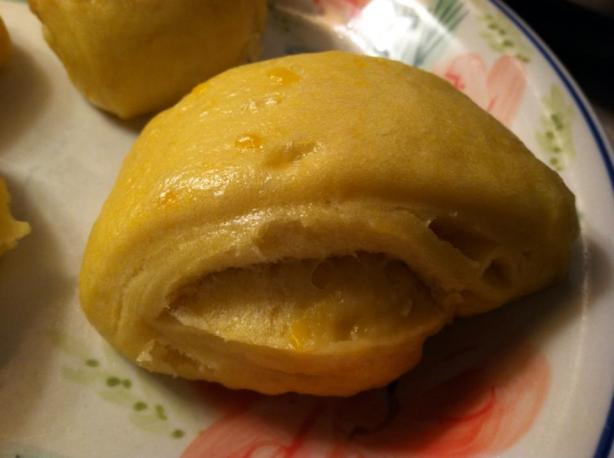 Sweet Potato Mantou (Chinese Steamed Buns)