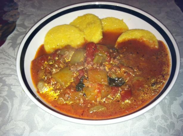 Italian Cucuzza Stew