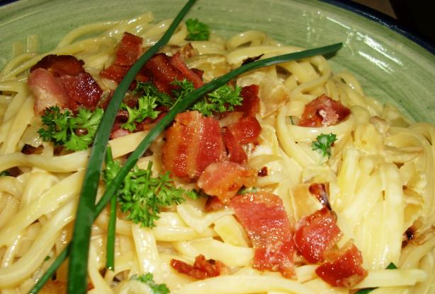 The Ultimate Spaghetti Carbonara