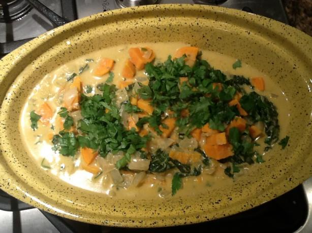 Sweet Potato Thai Curry