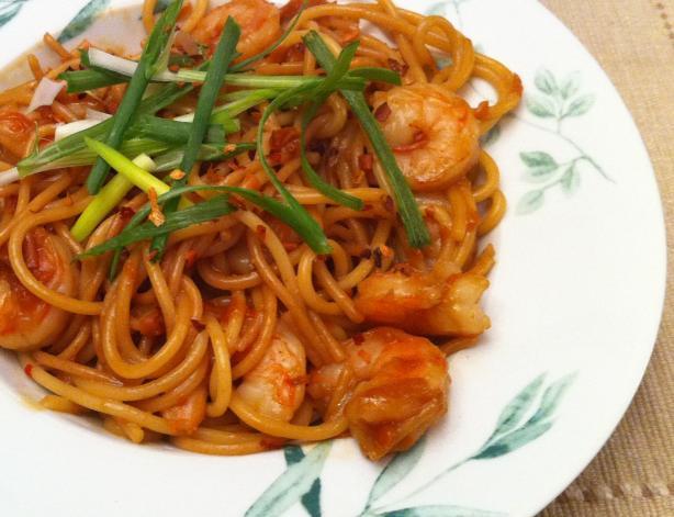 My Thai Sesame Noodles