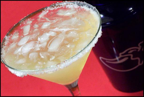 Chili's Margarita Presidente
