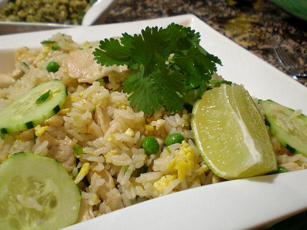 Mom's Thai Fried Rice