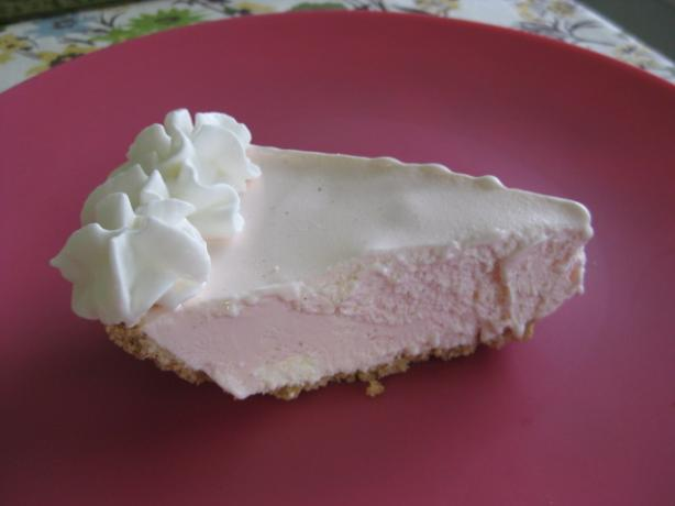 World's Easiest Lemonade Ice Cream Pie
