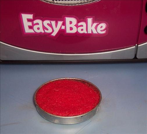 Easy Bake Oven Tropical Punch Cake Mix