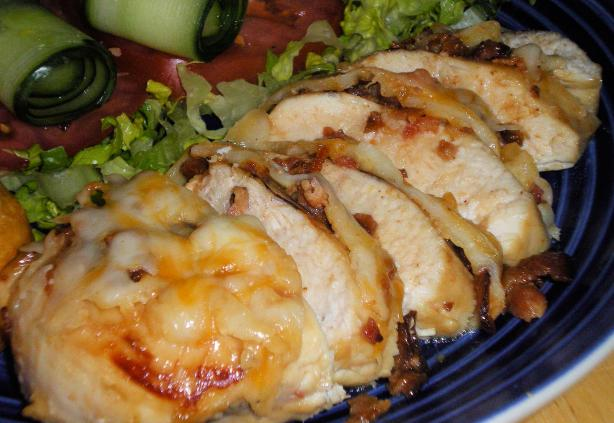 Honey Mustard Chicken Breasts (Outbback Steakhouse)