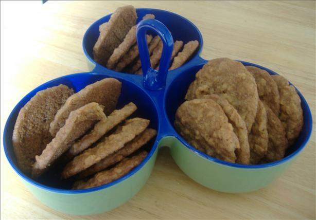 Grandma's Corn Flake Cookies
