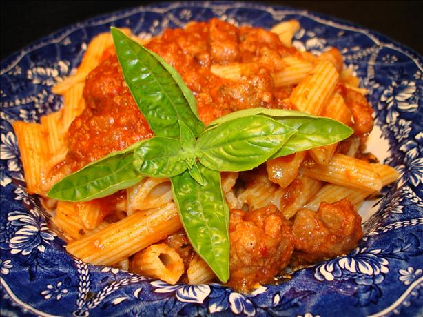 Italian Meat Sauce for Pasta or Lasagna