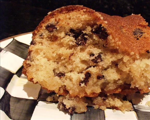 Golden Grand Marnier Cake