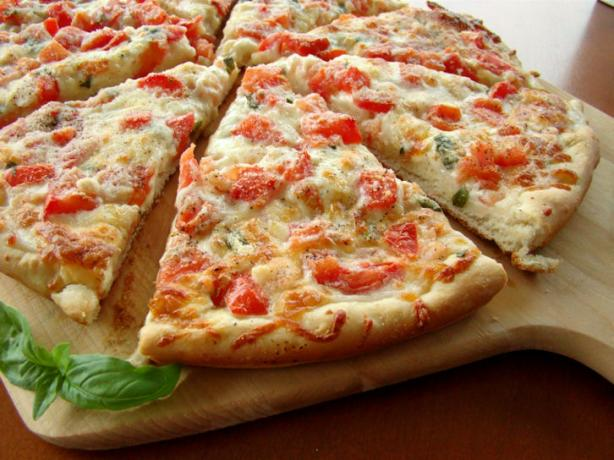 Shrimp or Lobster Gourmet Pizza
