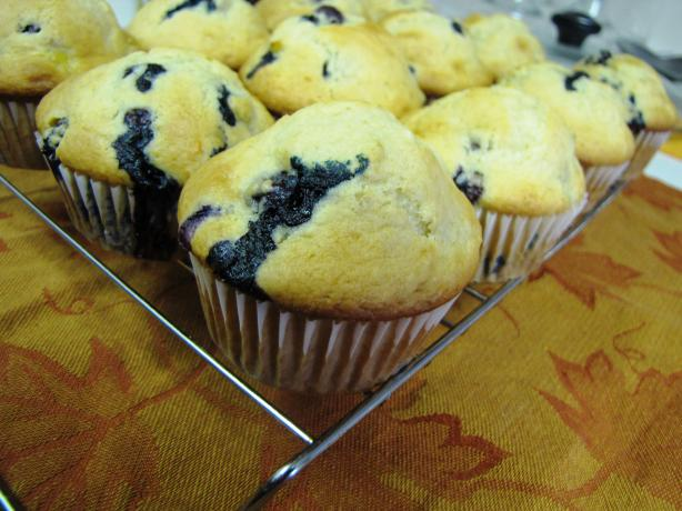 Blueberry Banana Muffins (Gift Mix in a Jar)