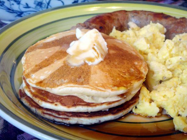 Cook's Illustrated Light & Fluffy Pancakes