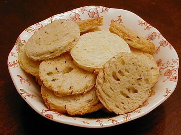 Toast Rounds
